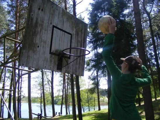 Lauko krepšinis