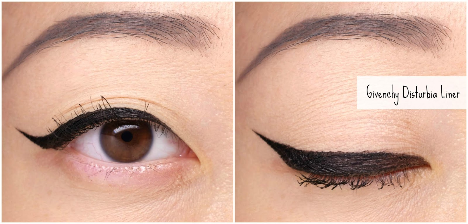 Givenchy   Liner Disturbia Felt Tip Eyeliner: Review and Swatches