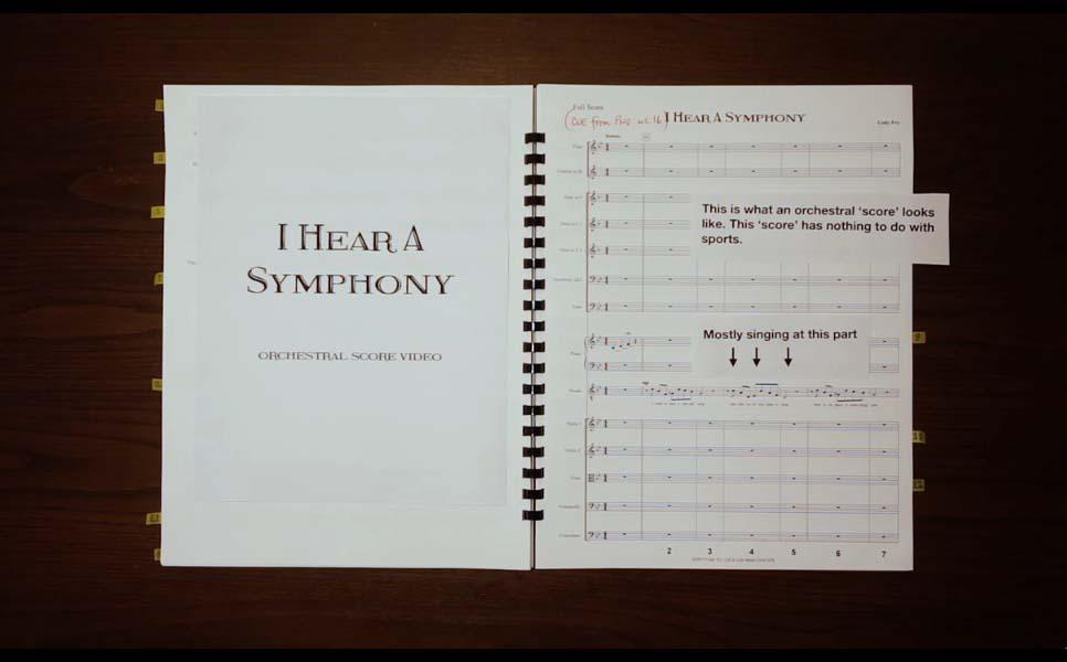lirik i hear a symphony terjemahan