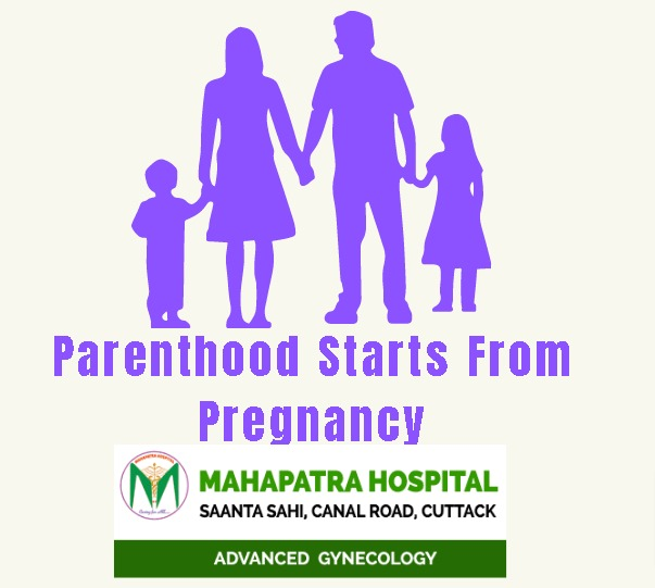 Parenthood Starts From Pregnancy