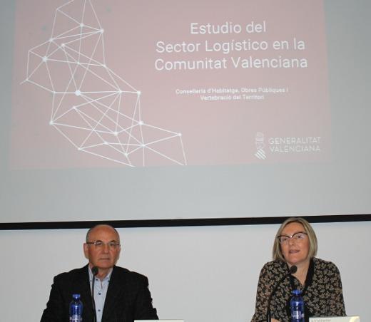 La Generalitat propone 18 nuevos nodos para ofertar 1.900 hectáreas de suelo logístico en el horizonte de 2038