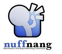 Nuffnang CPUV (Cost per unique visit) campaigns sedang rancak di blog Mulut Orang