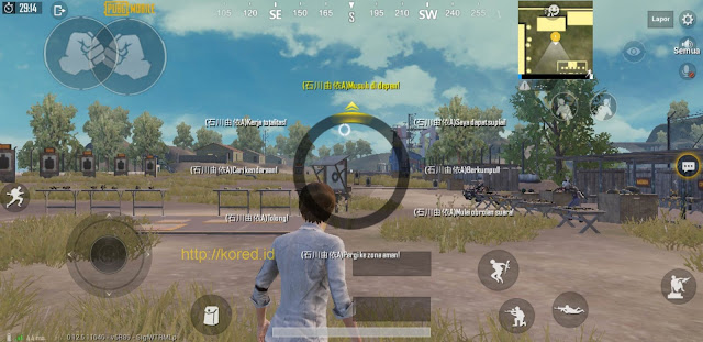 Download Quick Chat Pubg Mobile 0.12.5 Jepang Original