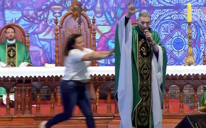 Father Marcelo Rossi, homophobic
