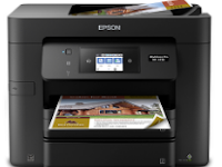 Epson WorkForce Pro WF-4730 driver download for Windows, Mac, Linux