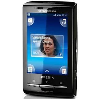 Firmware For Device Sony Xperia X10 Mini Pro U20i