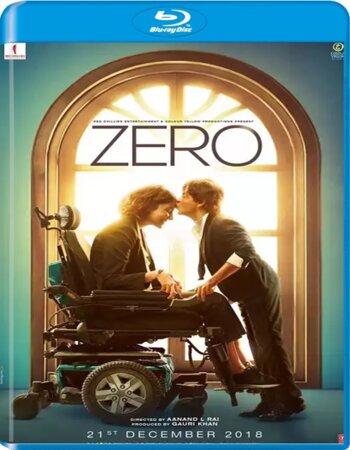 Zero (2018) Hindi 720p BluRay x264 1.3GB ESubs Movie Download