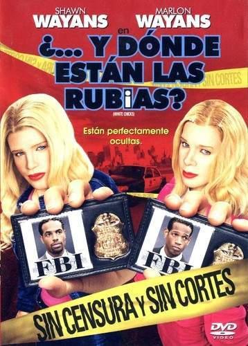 ¿Dónde Están las Rubias? (2004) [BRrip 1080p] [Latino] [Comedia]