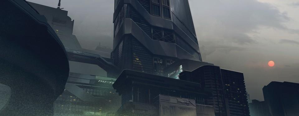 City center Megacorporations