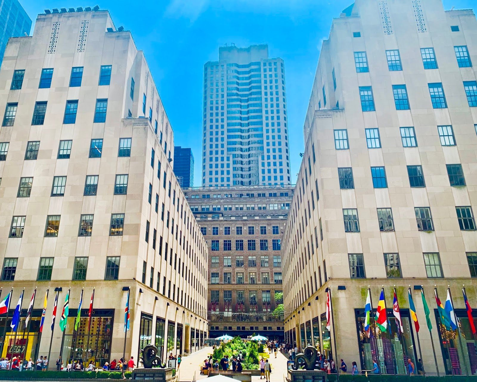Rockefeller Center, New York City | Ms. Toody Goo Shoes