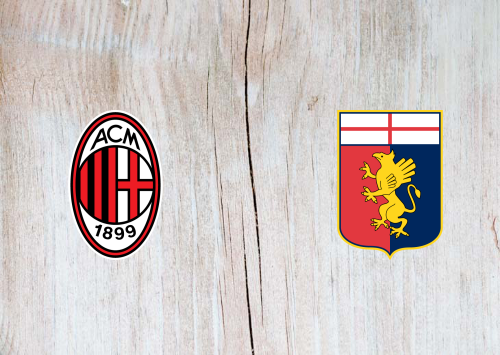 Milan vs Genoa -Highlights 8 March 2020