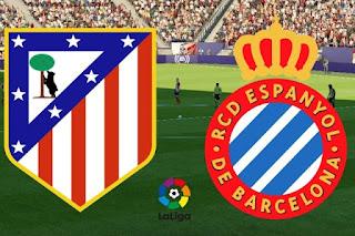 موعد مباراة أتلتيكو مدريد وإسبانيول في الدوري الإسباني والقنوات الناقلة