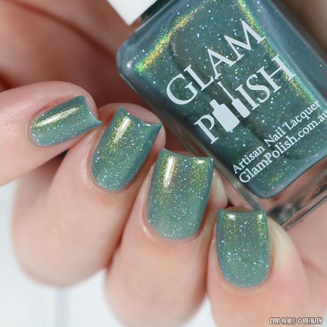 Glam Polish-Hades
