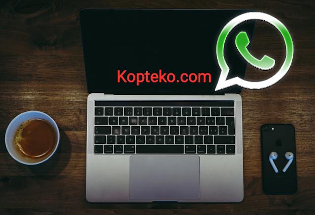 Cara Membuka Database WhatsApp di PC