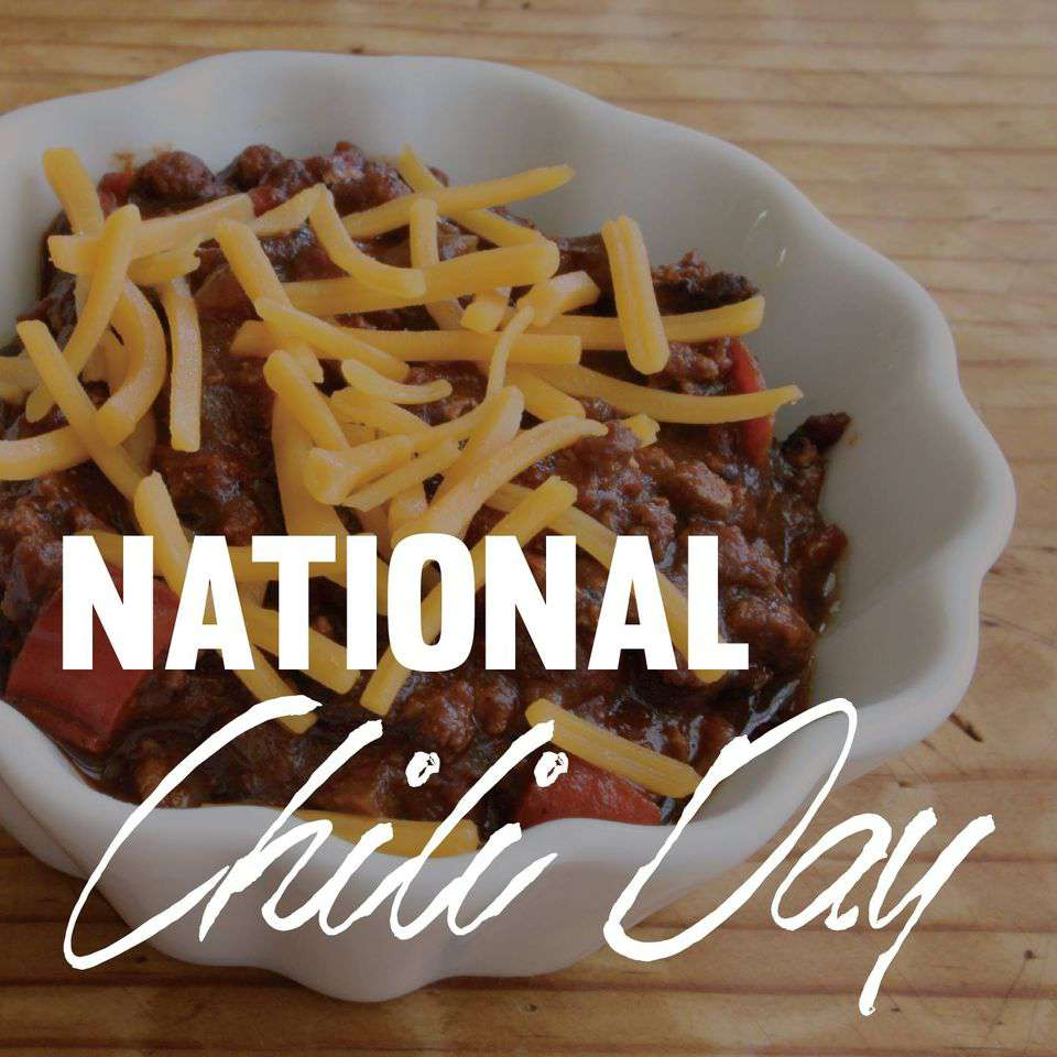 National Chili Day Wishes For Facebook