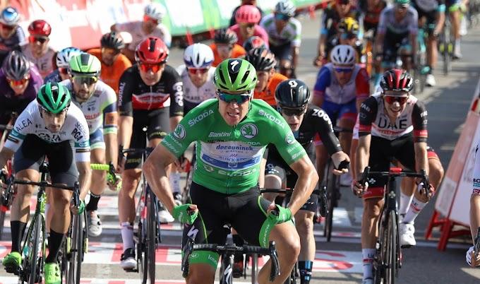 Vuelta a España 2021 - 16ª etapa clasificación