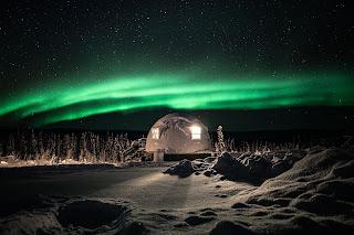 Alaska Honeymoon Cruises northern lights