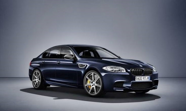 "2017 BMW M5 ""Competition Edition"" Specs"