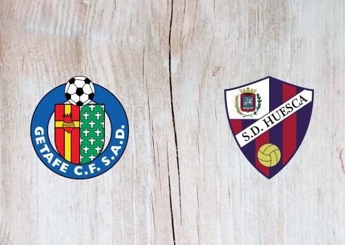 Getafe vs Huesca -Highlights 20 January 2021