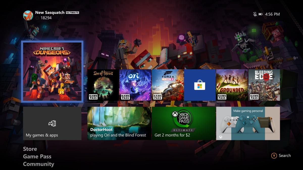Tutte le novità di Xbox June 2020 Update
