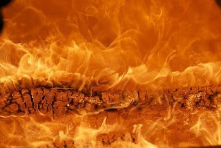 जल गयी वो बस्ती...