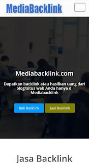 Media backlink - Jasa backlink berkualitas dan Penghasil uang
