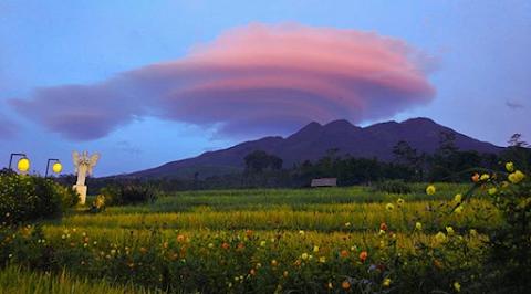 Tourist Attractions Around Mount Lawu
