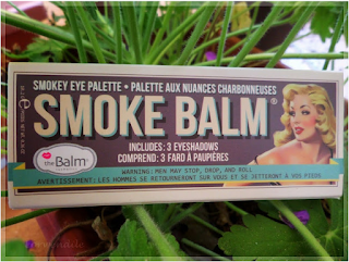 Palettes: THe balm Smoke Balm