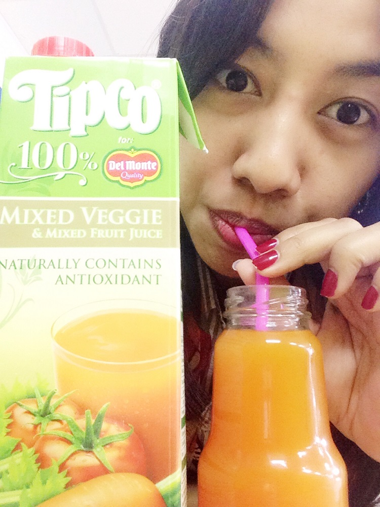 TIPCO Juice Packed with Antioxidants