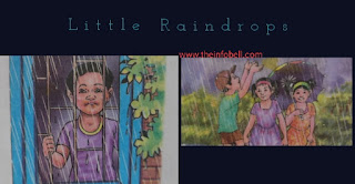 Little Raindrops | Class 3 | Lesson 5 | Questions | Answers | Scert | Assam