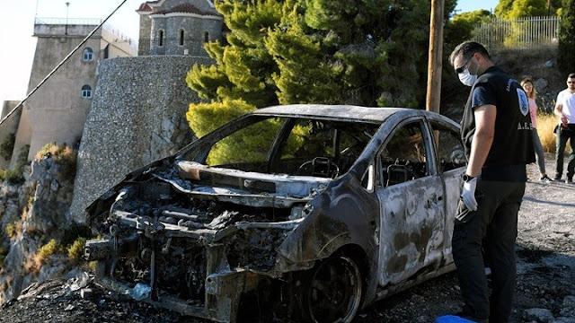 Σε εξέλιξη οι αστυνομικές έρευνες για την εξιχνίαση της διπλής ανθρωποκτονίας στο Λουτράκι (βίντεο)