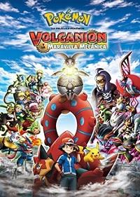 Pelicula 1-Temporada 19-Pokémon-Volcanion -latino