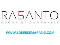 Lowongan Kerja Semarang Staff Lapangan Project di Rasanto Group of Companies
