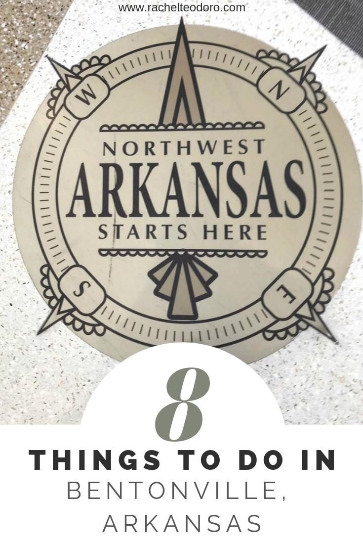 northwest Arkansas visit