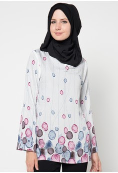 Foto Baju Muslim Wanita Casual