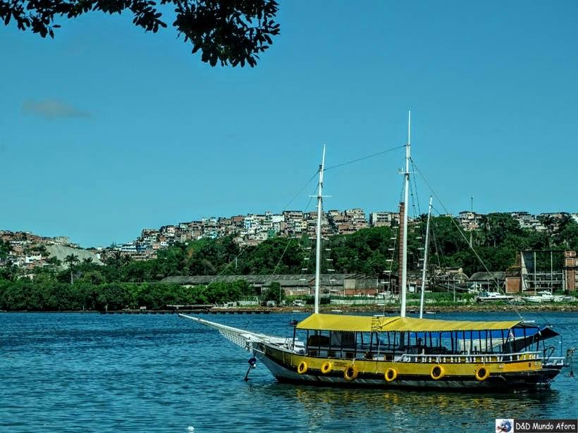 O que fazer em Salvador (Bahia) - Praia da Ribeira