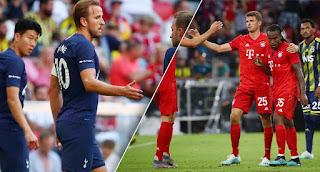 مشاهدة مباراة بايرن ميونخ وتوتنهام بث مباشر