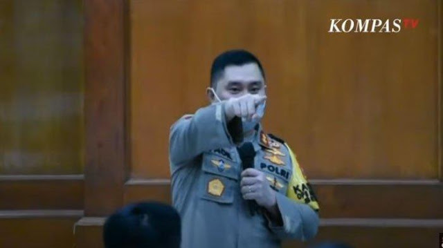 Jadi Kapolda Metro Jaya, Irjen Fadil Dulu Tangani Kasus Chat hingga jadikan HR5 Tersangka