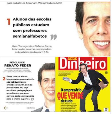 Diário do Bolso - EDIÇÃO EXTRAORDINÁRIA: A COISA VAI FEDER !