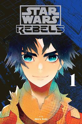 Star Wars Rebels (Star Wars Hanransha-tachi) de Akira Aoki