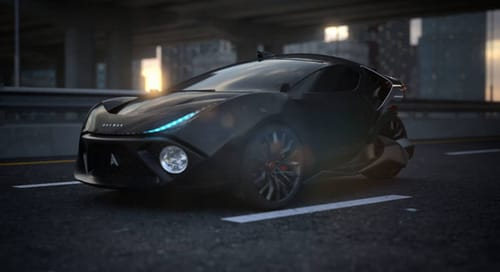 Daymak is anticipating the world's fastest three-wheeled electric vehicle