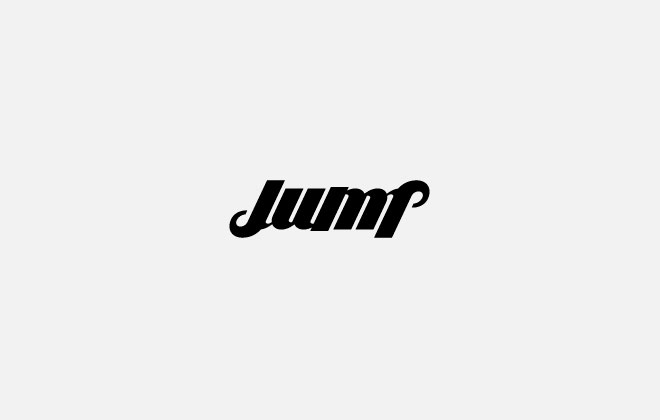Pengertian Ambirgam, Inspirasi Desain Logo Ambigram - Jump Logo Ambigram