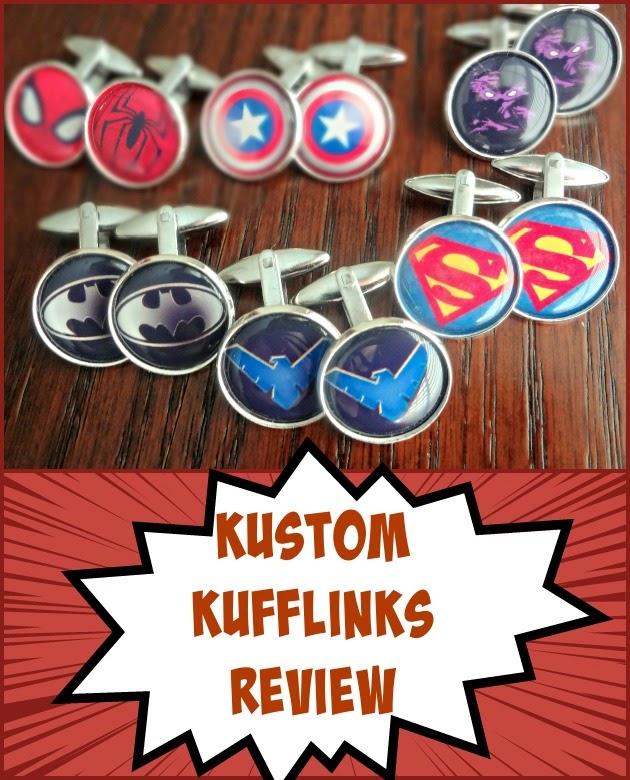 Kustom Kufflinks Review