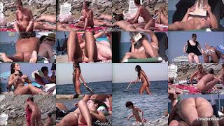 Nude Euro Beaches 2015. Parts 16, 17, 18.