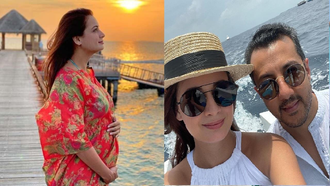 Actors Gossips: Dia Mirza announces pregnancy with husband Vaibhav Rekhi, calls it purest of all dreams