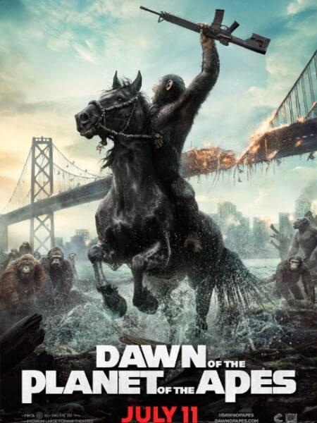 Sự khởi đầu của hành tinh khỉ - Dawn of the Planet of the Apes 2014