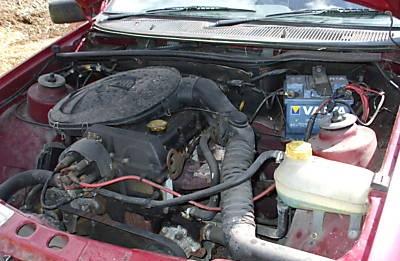 DOHC Карбюраторный двигатель: