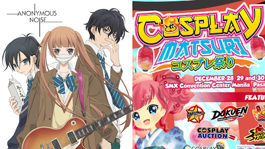 Rock On! Get Ready with Blastic News from Animax this December!