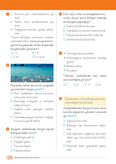 4. Sınıf Din Kültürü Ders Kitabı Cevapları İlke Yayınları Sayfa 132