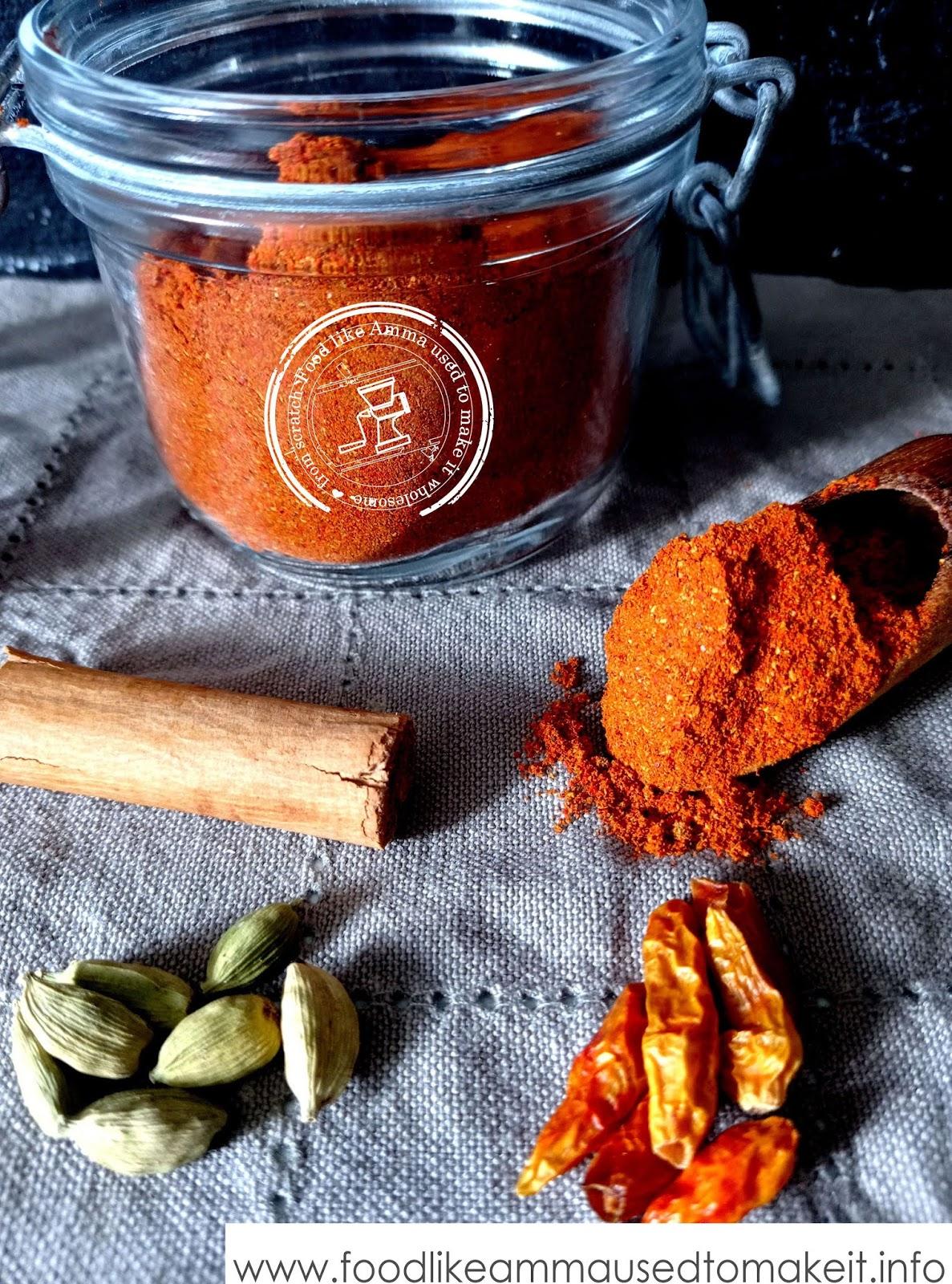how to make durban masala